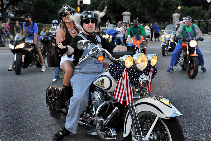 2010 Republic of Texas Motorcycle Parade/ROT Rally